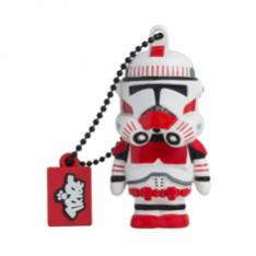 MEMORIA USB 2.0 TRIBE 16 GB STAR WARS SOLDADO SHOCK TROOPER