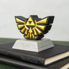 Lampara Paladone Icon La Leyenda de Zelda Escudo Familia Hyrule