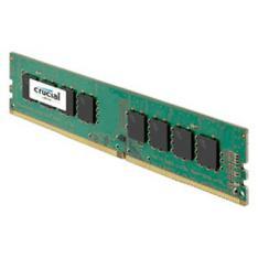 MEMORIA DDR4 4GB CRUCIAL / UDIMM / 2666 MHZ / PC4 21300