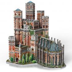 PUZZLE 3D WREBBIT JUEGO DE TRONOS LA FORTALEZA ROJA 845 PIEZAS
