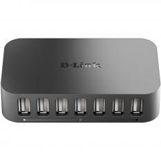 HUB D-LINK DUB-H7 7 PUERTOS USB 2.0