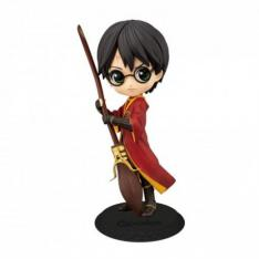 FIGURA BANPRESTO HARRY POTTER Q POSKET HARRY POTTER QUIDDITCH 19968