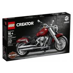 LEGO CREATOR EXPERT PARQUE DE BOMBEROS NAVIDEÑO - 10269