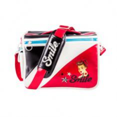 BOLSA CAMARA SMILE SMILE ONE BAG M  RETRO PIN UP