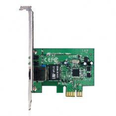 TARJETA DE RED ETHERNET PCI-EXPRESS 10/100/1000 RJ 45 TP-LINK PERFIL BAJO