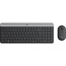 TECLADO + MOUSE LOGITECH MK470 WIRELESS INALAMBRICO