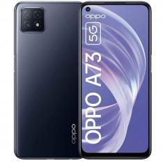"TELEFONO MOVIL SMARTPHONE OPPO A73 5G NAVY BLACK/ 6.5""/ 128GB ROM/ 8GB RAM/ 16+8+2 Mpx/ 8 Mpx/ DUAL SIM/ HUELLA"