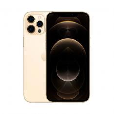 TELEFONO MOVIL SMARTPHONE APPLE IPHONE 12 PRO 256GB GOLD SIN CARGADOR / SIN AURICULARES / A14 BIONIC / 12MPX / 6.1  MGMR3QL/A