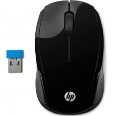 MOUSE RATON HP OPTICO WIRELESS INALAMBRICO 220 NEGRO