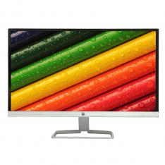 "MONITOR LED IPS HP 22F 21.5"" FHD 5MS VGA HDMI 1920X1080/ PLATA/ CABLE HDMI INCLUIDO"