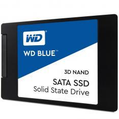 """DISCO DURO INTERNO SOLIDO HDD SSD WD WESTERN DIGITAL BLUE WDS250G2B0A 250GB 2.5"""" SATA 6 GB/S"""