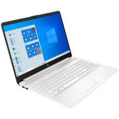"""PORTATIL HP NOTEBOOK 15S-FQ1060NS I5-1035G1 15.6"""" 16GB / SSD512GB / WIFI / BT / W10/ BLANCO"""