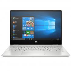 """PORTATIL HP PAVILION X360 14-DH1005NS I7-10510U 14"""" 8GB / SSD512GB / GFORCE MX250 2GB/ WIFI / BT / W10 / PLATA"""