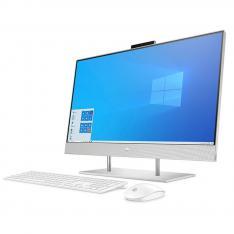 ORDENADOR ALL IN ONE HP 27-DP0078NS PENTIUM G6400TT 8GB/ SSD512GB/ WIFI/ BT/ W10