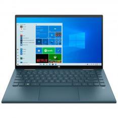 "PORTATIL HP PAVILION X360 14-DY0003NS I3-1125G4 14"" 8GB/ SSD256GB/ WIFI/ BT/ W10/ AZUL PICEA BASE GRIS CENIZA"