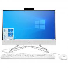 ORDENADOR ALL IN ONE HP 22-DF0072NS AMD ATH-3150U 4GB/ SSD256GB/ WIFI/ BT/ W10