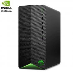 ORDENADOR HP PAVILION GAMING TG01-1025NS AMD RYZEN 5 4600G/ 16GB/ SSD512GB/ GFORCE GTX1650 SUPER 4GB/ WIFI/ BT/ W10