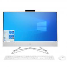 ORDENADOR ALL IN ONE HP 24-DF0046NS I3-10100T 8GB/ SSD512GB/ WIFI/ BT/ W10/
