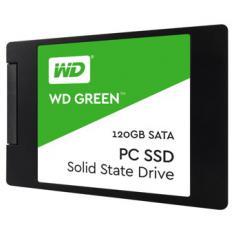 """DISCO DURO INTERNO SOLIDO HDD SSD WD WESTERN DIGITAL GREEN WDS120G2G0A 120GB 2.5"""" SATA 6 GB/S"""