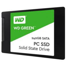 """DISCO DURO INTERNO SOLIDO HDD SSD WD WESTERN DIGITAL GREEN WDS240G2G0A 240GB 2.5"""" SATA 6 GB/S"""