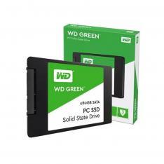 """DISCO DURO INTERNO SOLIDO HDD SSD WD WESTERN DIGITAL GREEN WDS480G2G0A 480GB 2.5"""" SATA 6 GB/S"""