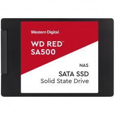 """DISCO DURO INTERNO SOLIDO HDD SSD WD WESTERN DIGITAL RED WDS400T1R0A 4TB 2.5"""" SATA 6GB/S"""