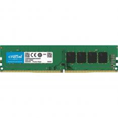 MEMORIA DDR4 16GB CRUCIAL / UDIMM / 2400 MHZ / PC4 19200 / CL17 / 1.2V