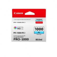 CARTUCHO TINTA CANON PFI-1000PC FOTO CIAN PRO-1000