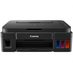 MULTIFUNCION CANON PIXMA G2501 MEGATANK INYECCION COLOR A4/ 8.8PPM/ 4800PPP/ USB/ 1 BOTELLA TINTA