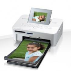 IMPRESORA CANON CP1000 SUBLIMACION COLOR PHOTO SELPHY 300PPP/ USB BLANCA