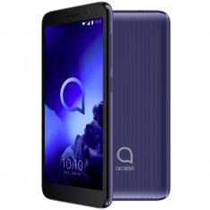 "TELEFONO MOVIL SMARTPHONE ALCATEL 1 AZUL / 5"" / QUAD CORE / 8GB ROM / 1GB RAM / 8 MP - 5 MP / 4G / DUAL SIM"