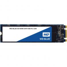 DISCO DURO INTERNO SOLIDO HDD SSD WD WESTERN DIGITAL BLUE WDS500G2B0B 500GB M.2 2280 SATA 6 GB/S