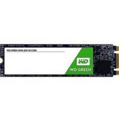 DISCO DURO INTERNO SOLIDO HDD SSD M.2 2280 WD WESTERN DIGITAL GREEN WDS480G2G0B 480GB SATA 6GB/S