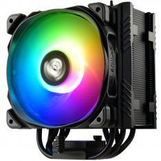 VENTILADOR DISIPADOR GAMING ENERMAX ETS-T50A-BK-ARGB PARA INTEL AMD ARGB 1X12CM