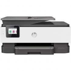 MULTIFUNCION HP INYECCION COLOR OFFICEJET PRO 8022 FAX/ A4/ 29PPM/ RED/ WIFI/ DUPLEX IMPRESION/ ADF