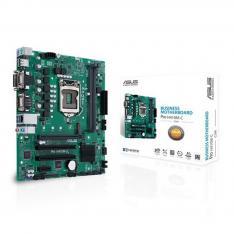 PLACA BASE ASUS INTEL PRO B460M-C/CSM SOCKET 1200 DDR4 X4 MAX 128GB 2933MHZ DISPLAY PORT HDMI D-SUB mATX