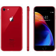"""TELEFONO MOVIL SMARTPHONE REWARE APPLE IPHONE 8 64GB RED / 4.7"""" / LECTOR HUELLA / REACONDICIONADO / REFURBISH / GRADO A+"""