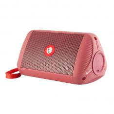 ALTAVOZ PORTATIL NGS ROLLERRIDERED 10W / BLUETOOTH / ROJO