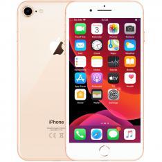 """TELEFONO MOVIL SMARTPHONE REWARE APPLE IPHONE 8 64GB GOLD / 4.7"""" / LECTOR HUELLA / REACONDICIONADO / REFURBISH / GRADO A+"""