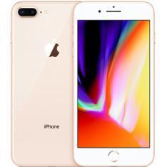"""TELEFONO MOVIL SMARTPHONE REWARE APPLE IPHONE 8 PLUS 64GB GOLD / 5.5"""" / LECTOR HUELLA / REACONDICIONADO / REFURBISH / GRADO A+"""
