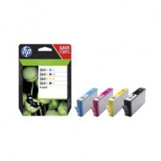 MULTIPACK HP N9J73AE Nº364XL N/C/M/A 55XX B111 6520 65XX B211 7510 C311