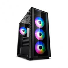 CAJA ORDENADOR GAMING DEEPCOOL MATREXX 55 V3 ADD RGB 3F E-ATX / NEGRO