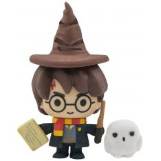 FIGURA DE GOMA GOMEE HARRY POTTER HARRY POTTER 8 CM