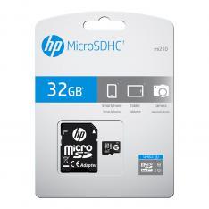 TARJETA MEMORIA MICRO SECURE DIGITAL SD HP 32GB CLASS 10 U1