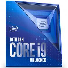 MICRO. INTEL I9 10900K LGA 1200  10ª GENERACION 10 NUCLEOS/ 3.7GHZ/ 20MB/ NO GRAPHICS IN BOX
