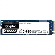 DISCO DURO INTERNO SOLIDO HDD SSD KINGSTON A2000 1TB M.2 2280 NVME