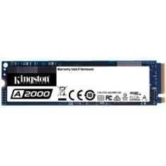 DISCO DURO INTERNO SOLIDO HDD SSD KINGSTON A2000 500GB M.2 2280 NVME