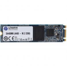 DISCO DURO INTERNO SOLIDO HDD SSD KINGSTON A400 480GB M.2 2280 SATA 6GB/S