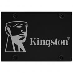 """DISCO DURO INTERNO SOLIDO HDD SSD KINGSTON KC600 256GB 2.5"""" SATA 6GB/S"""