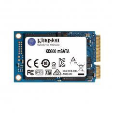 DISCO DURO INTERNO SOLIDO HDD SSD KINGSTON KC600 256GB MSATA